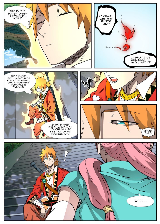 Tales Of Demons And Gods Chapter 316.1 page 8 - Mangakakalots.com