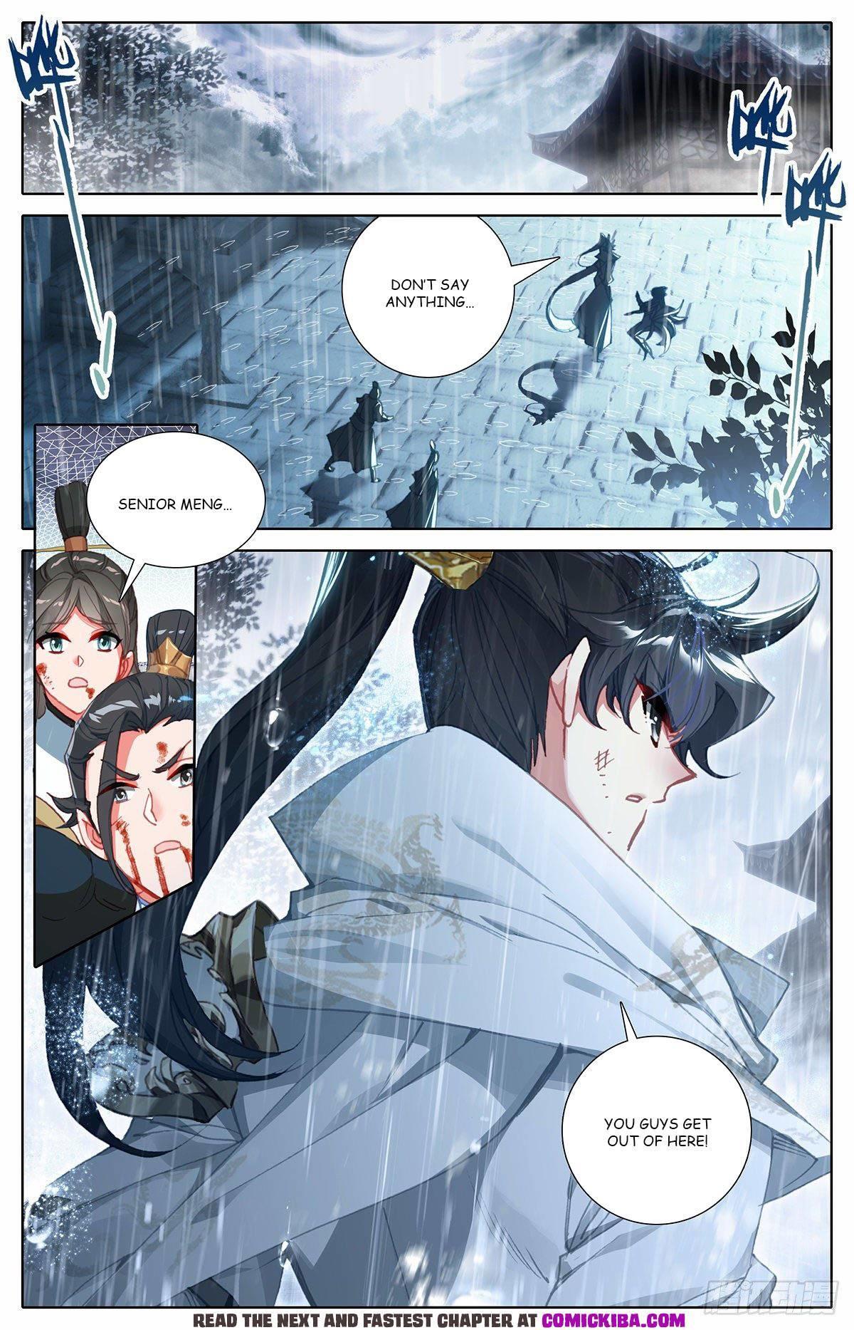 Azure Legacy Chapter 107 page 10 - Mangakakalots.com