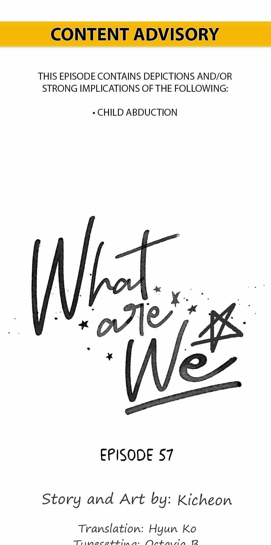 What Are We Chapter 57 page 1 - Mangakakalots.com