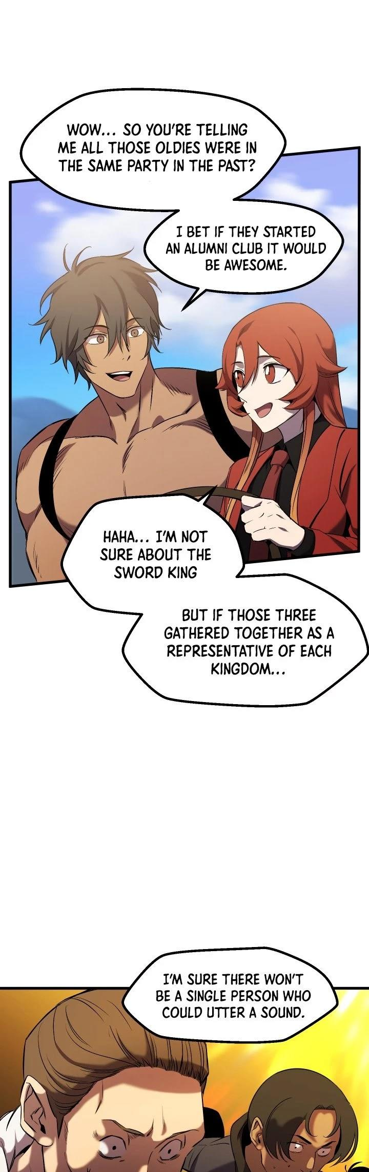 Survival Story Of A Sword King In A Fantasy World Chapter 49 page 40 - Mangakakalots.com