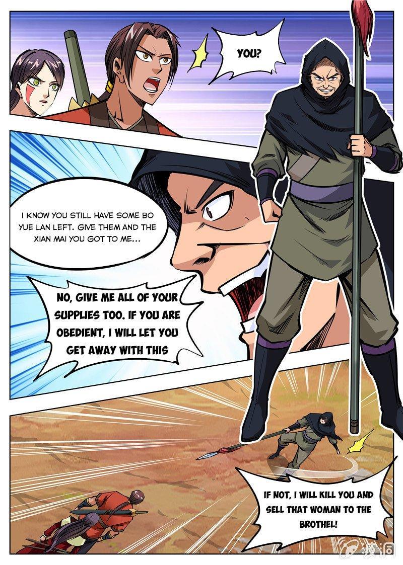 Greatest Sword Immortal Chapter 165.2 page 2 - Mangakakalots.com