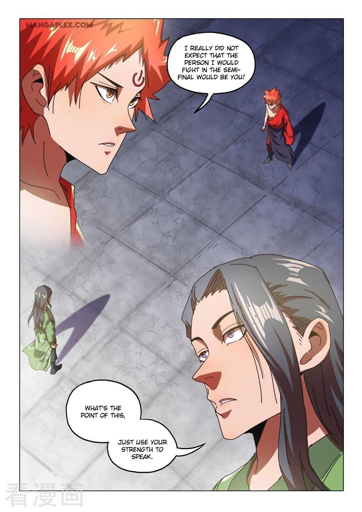 Martial Master Chapter 516 page 7 - Mangakakalots.com