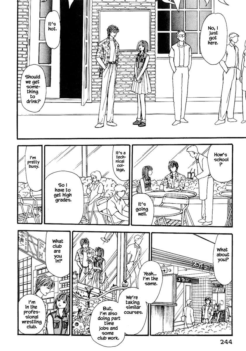 Shi To Kanojo To Boku Chapter 14.1 page 7 - Mangakakalots.com