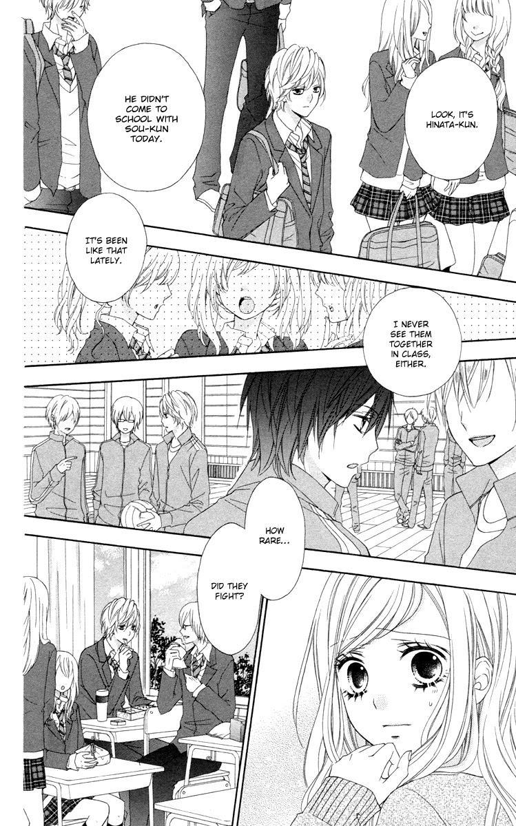 Stardust Wink Chapter 48 page 17 - Mangakakalots.com