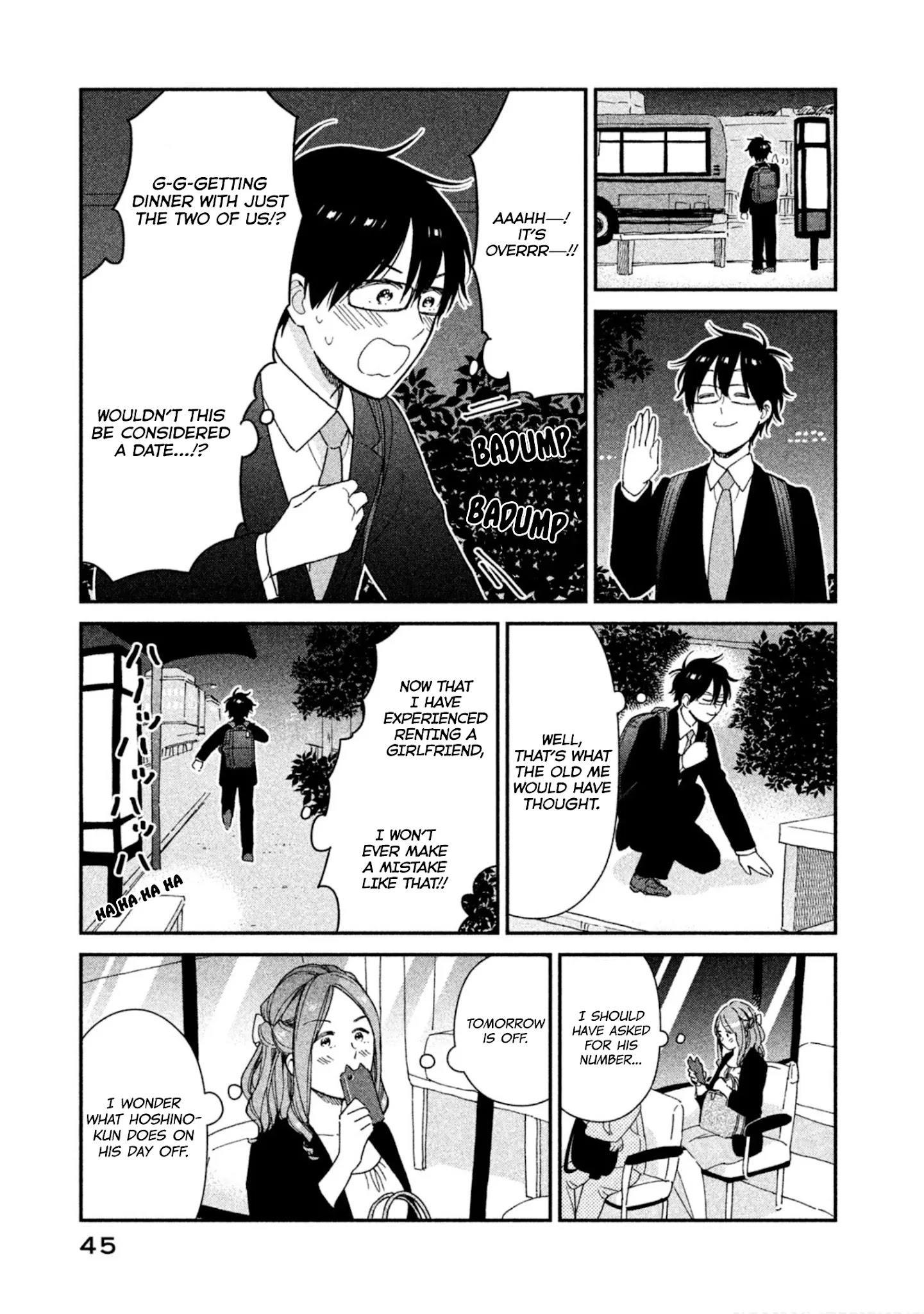 Rental Girlfriend Tsukita-San Chapter 11: 11Th Date page 15 - Mangakakalots.com