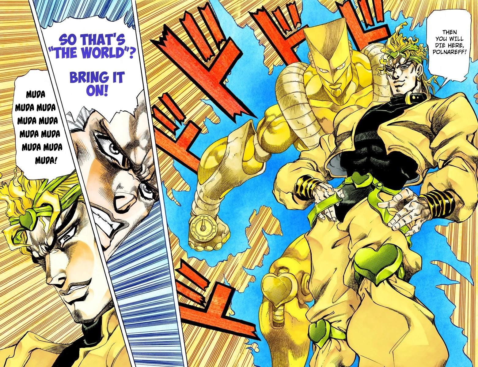 Oingo Boingo Brothers Adventure Chapter 135: Dio's World Part 2 page 16 - Mangakakalots.com