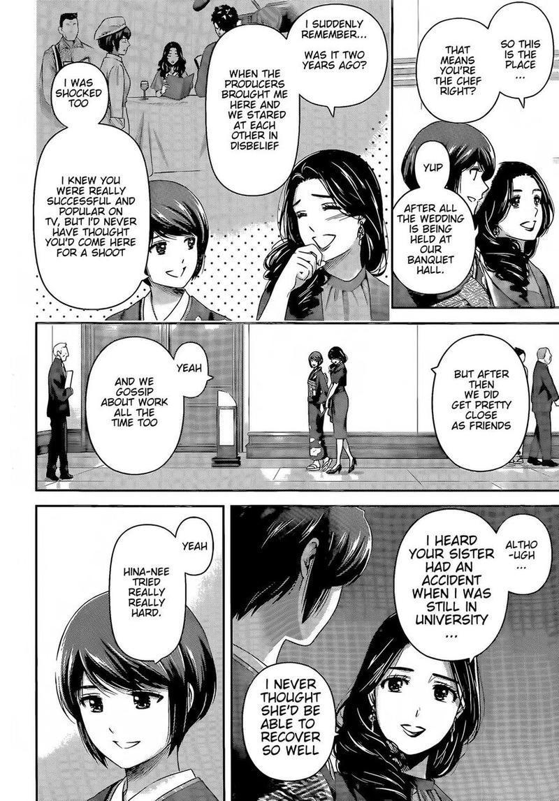Domestic Na Kanojo Chapter 277: Domestic Girlfriend-End page 4 - Mangakakalot
