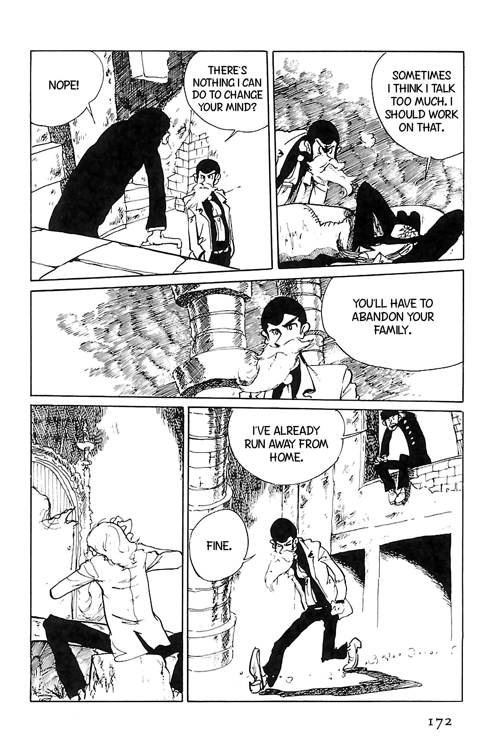 Lupin Iii: World'S Most Wanted Vol.11 Chapter 123: Regifting page 12 - Mangakakalots.com