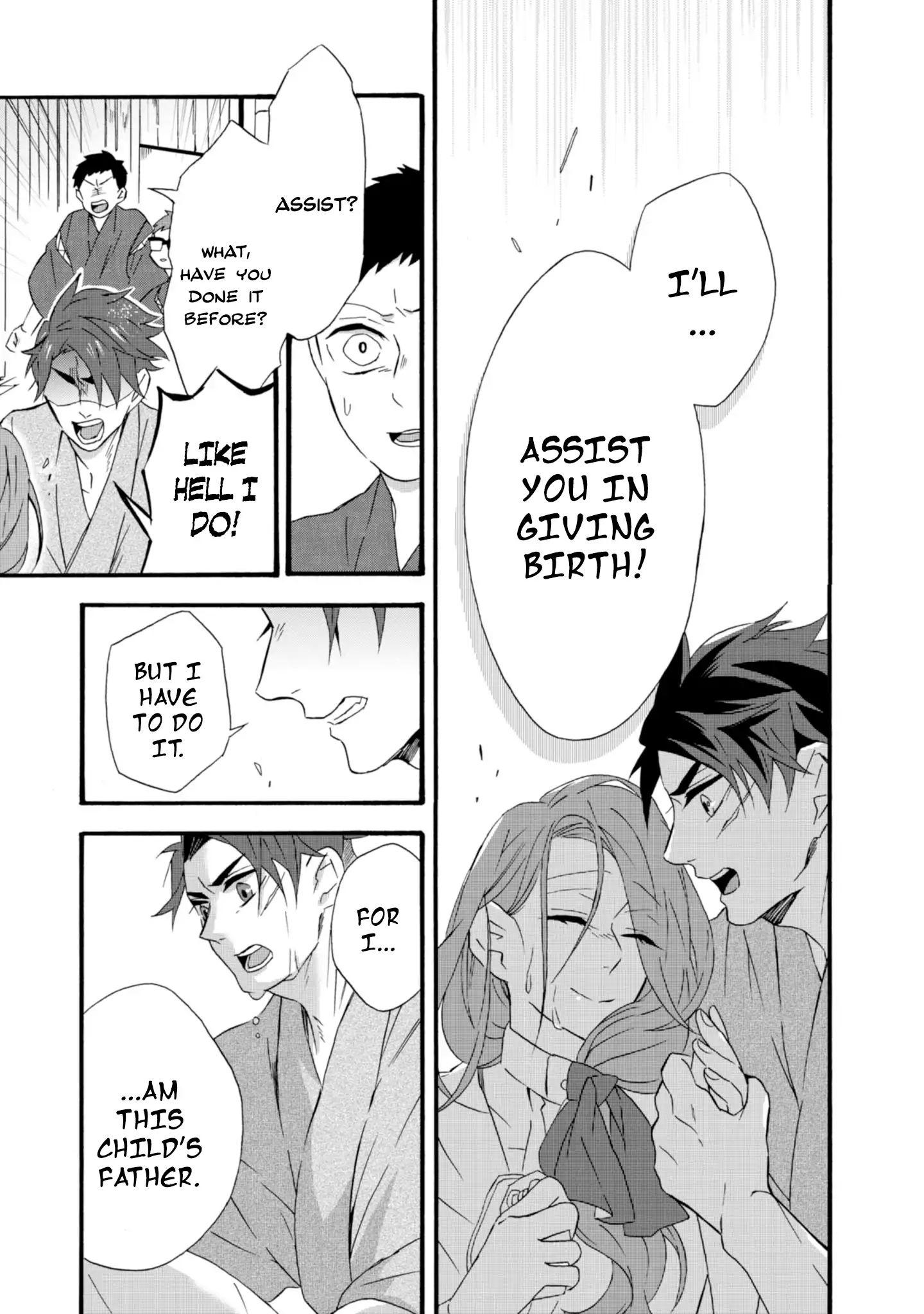 Will You Marry Me Again If You Are Reborn? Vol.2 Chapter 11: Child Of Light page 3 - Mangakakalots.com