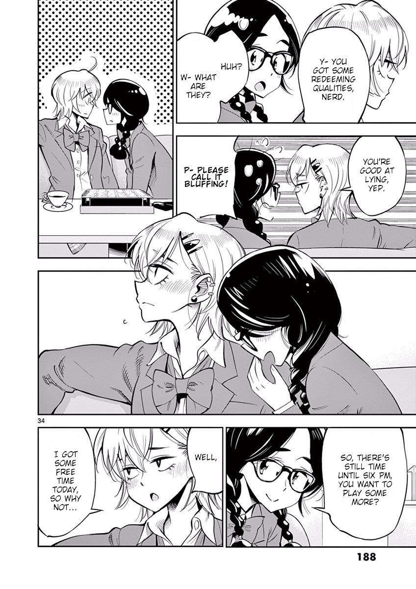 After School Dice Club Vol.8 Chapter 50: The Magic That Binds Us Together page 34 - Mangakakalots.com