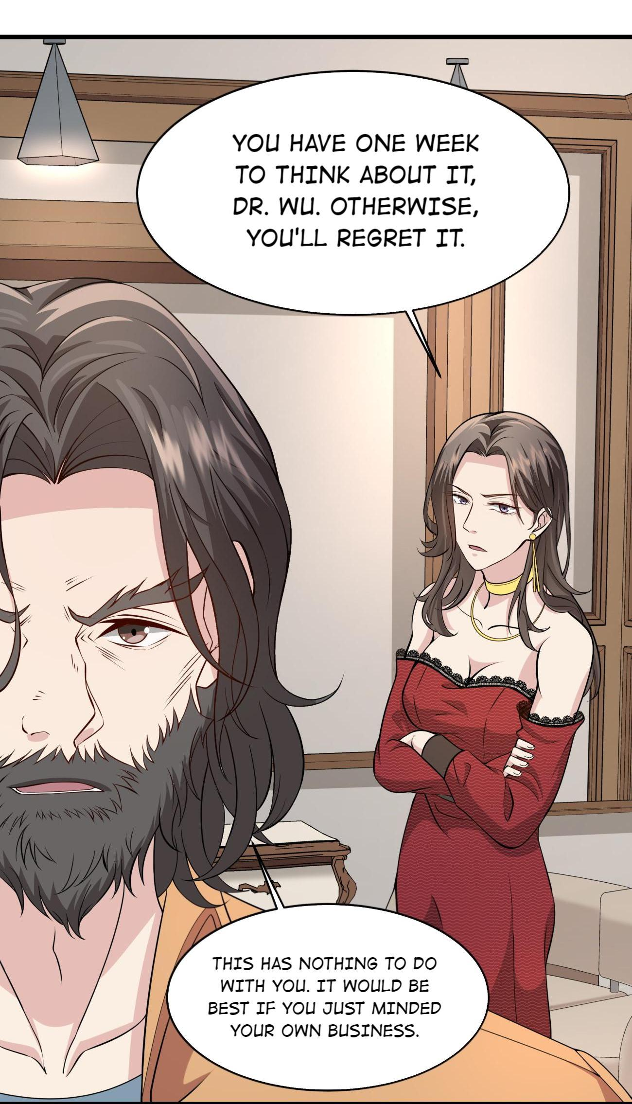 In The Starry Depths Chapter 29: Wu Zigang's Ambition page 22 - Mangakakalots.com
