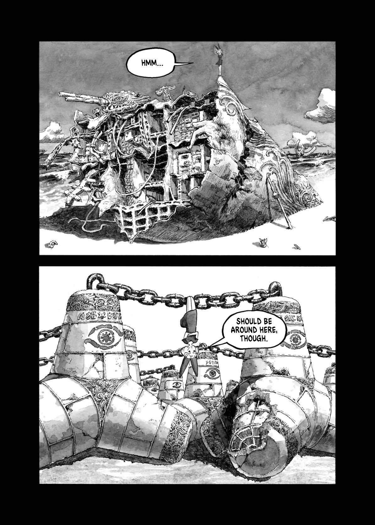 Bibliomania Chapter 3: The Bird Of Room 413 And The Hero Of Room 385 page 13 - Mangakakalots.com