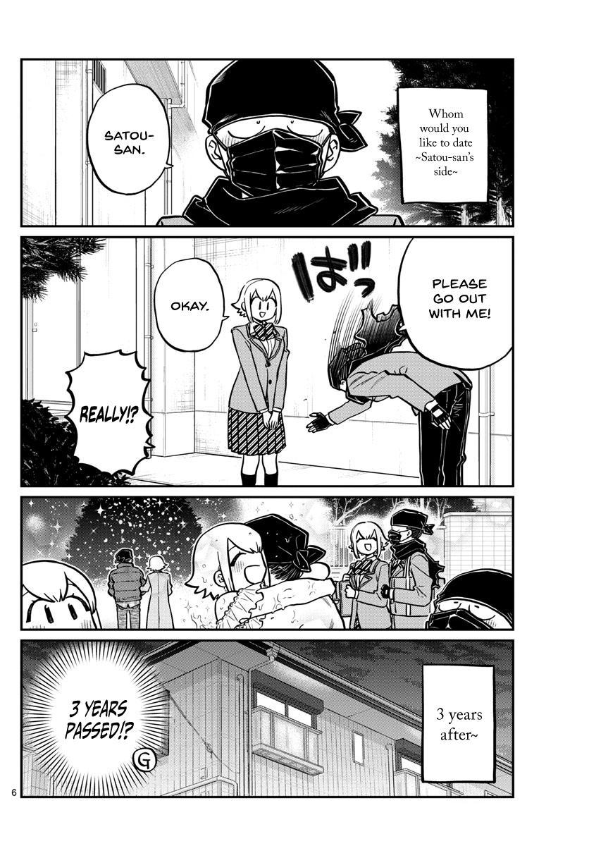 Komi-San Wa Komyushou Desu Chapter 250: Delusions 3 page 6 - Mangakakalot