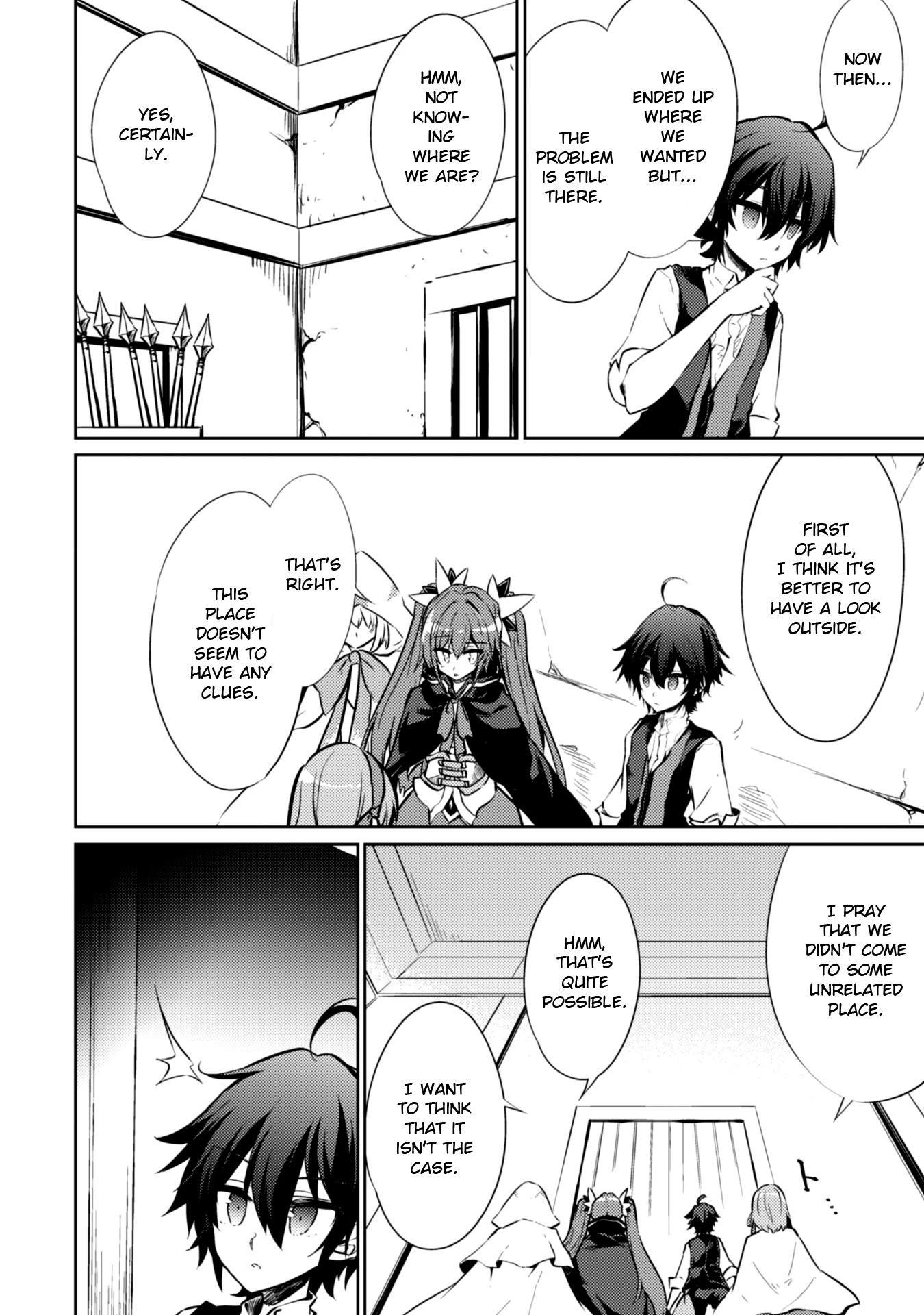 Moto Saikyou No Kenshi Wa, Isekai Mahou Ni Akogareru Chapter 23 page 4 - Mangakakalots.com