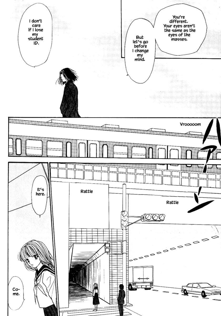 Shi To Kanojo To Boku Chapter 8.2 page 9 - Mangakakalots.com