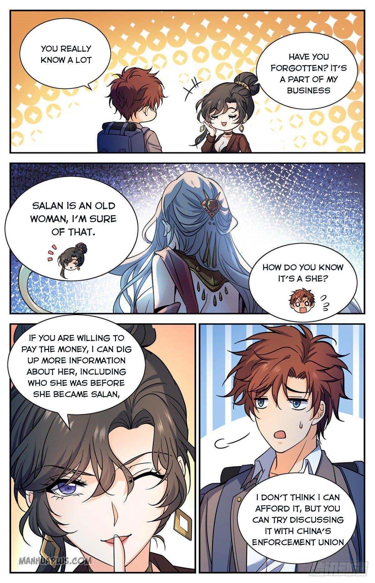 Versatile Mage Chapter 673 page 9 - Mangakakalots.com