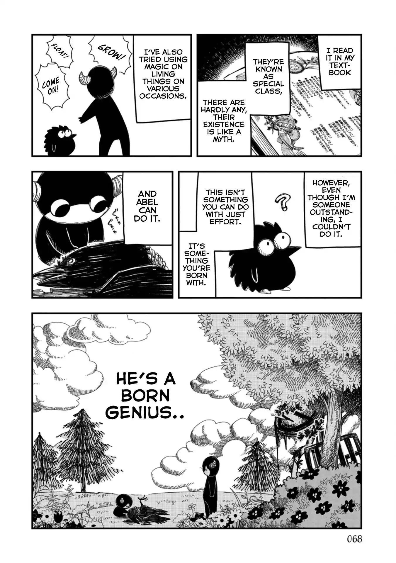 Rojica To Rakkasei Chapter 11: Nobody Knows About His Talent page 8 - Mangakakalots.com