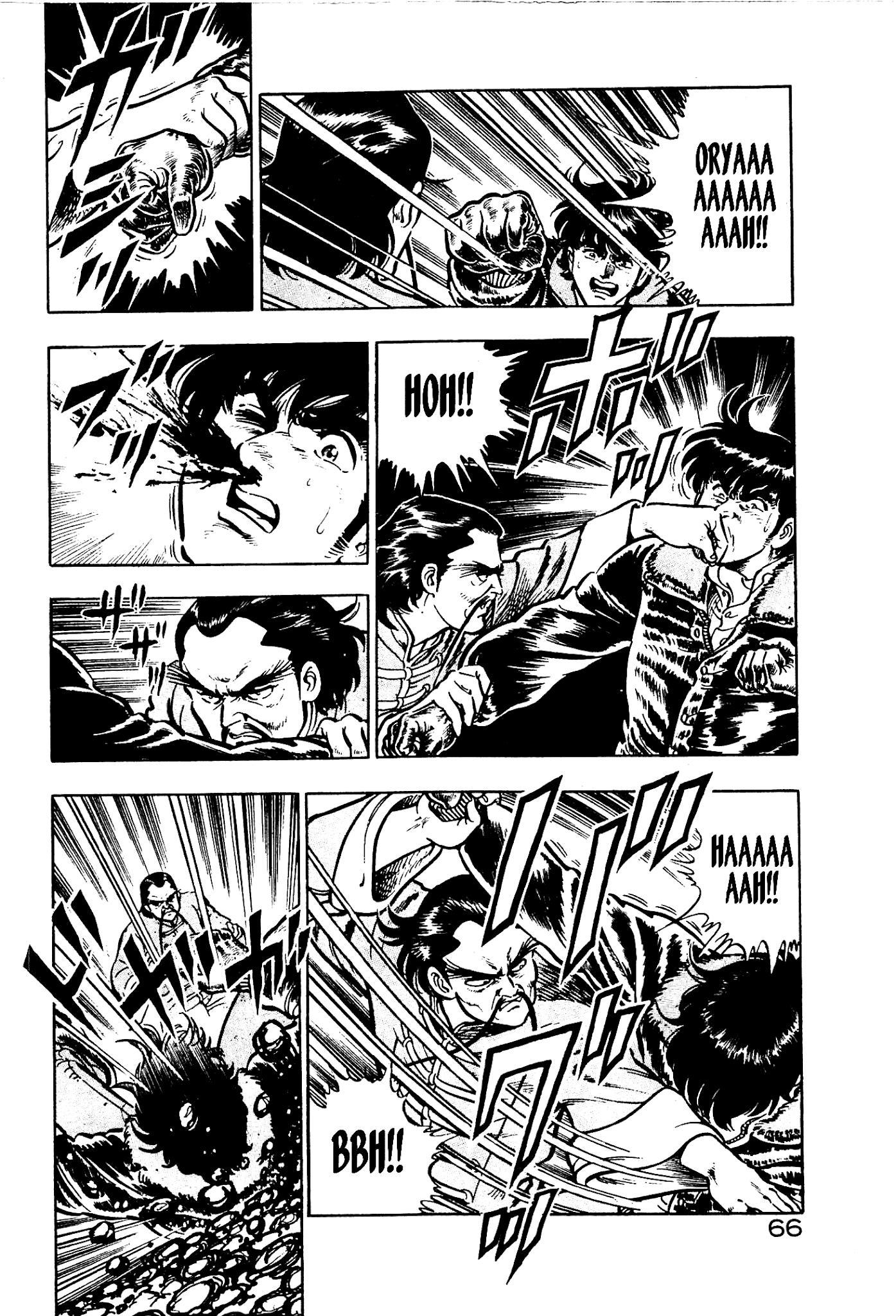 Karate Apocalypse Chapter 8: Secret Fist page 21 - Mangakakalots.com