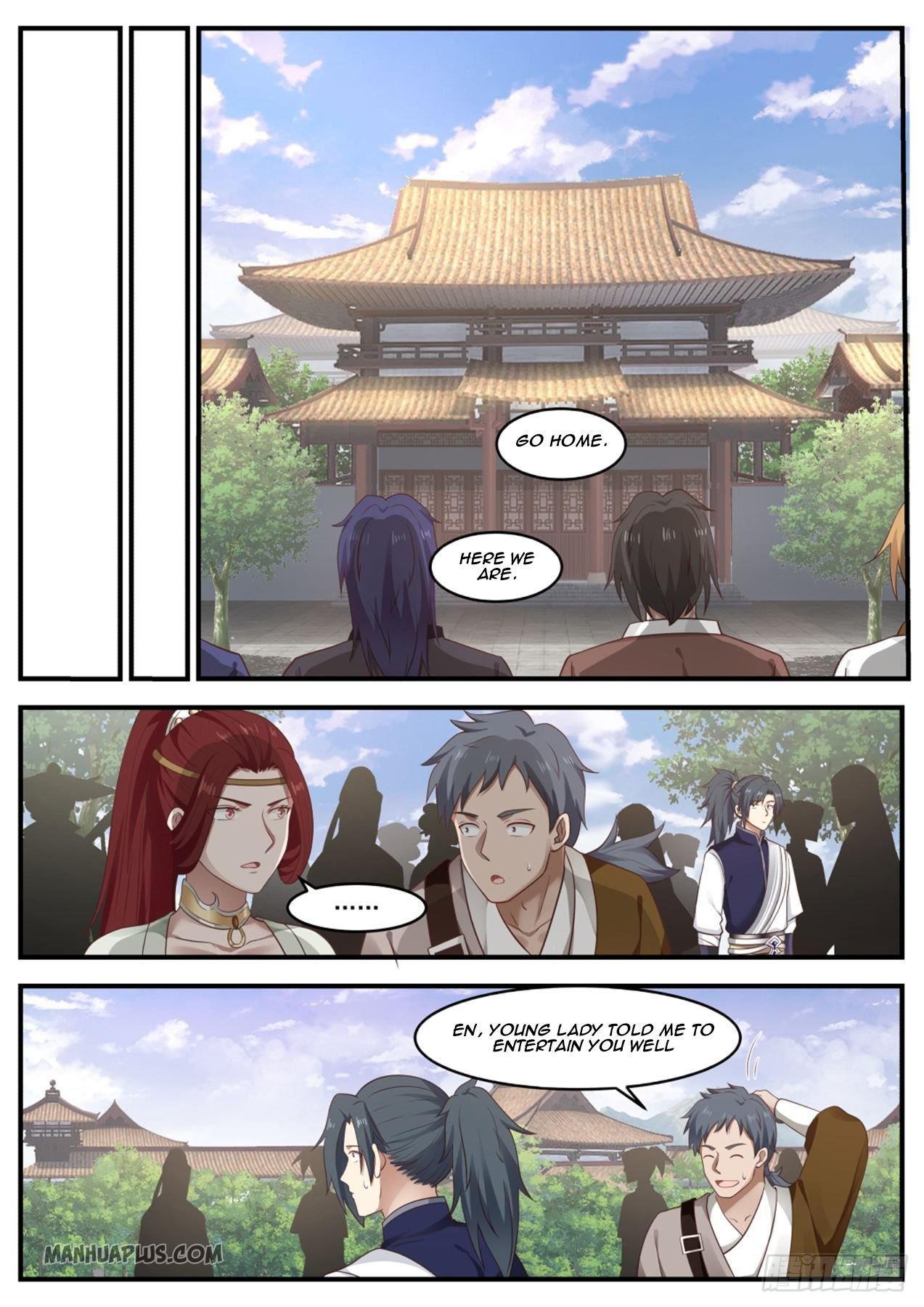 Martial Peak Chapter 986 page 11 - Mangakakalots.com