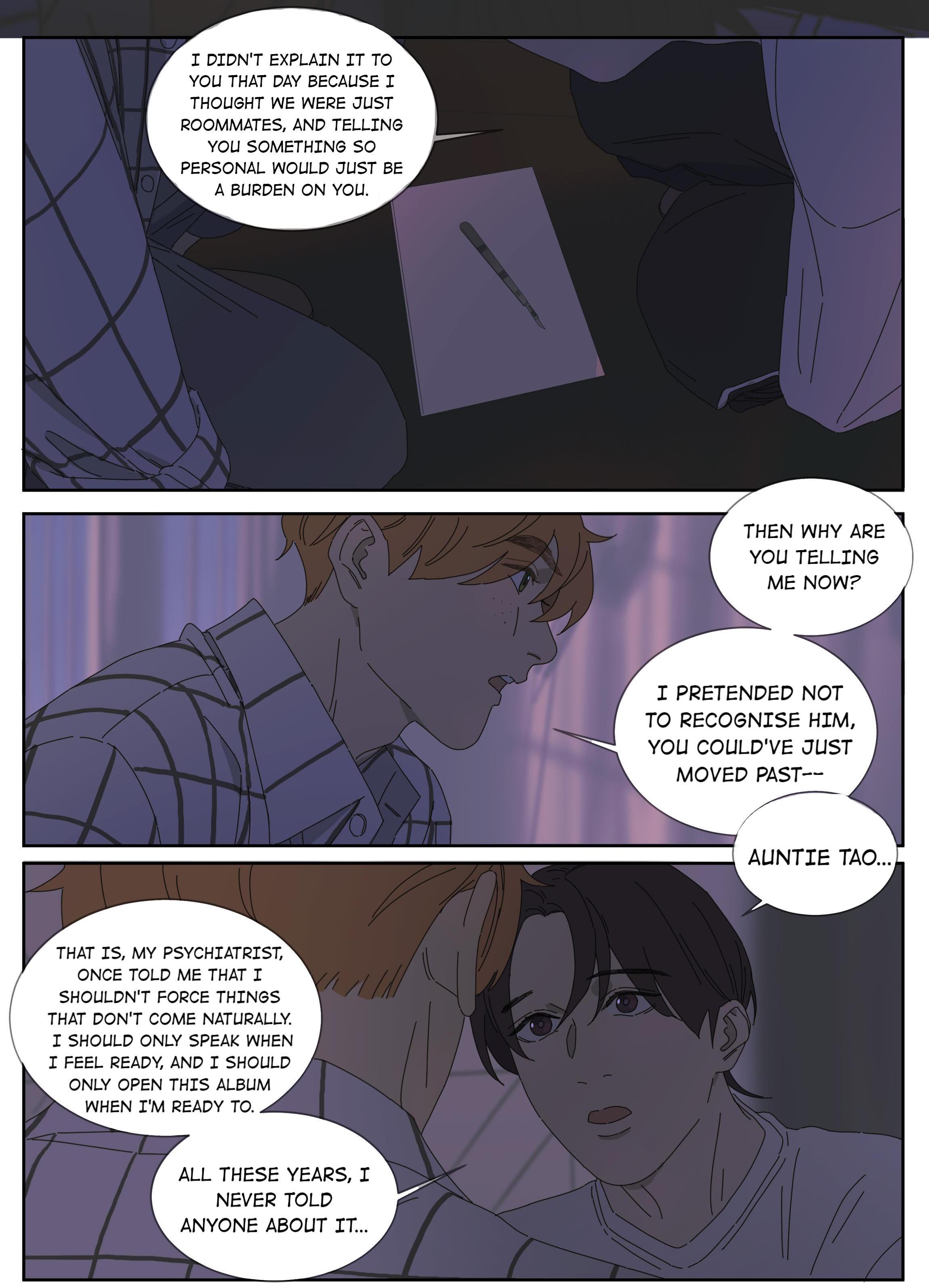 Mr. Snail Chapter 25: Do You Like Me, Maybe A Little? page 8 - Mangakakalots.com