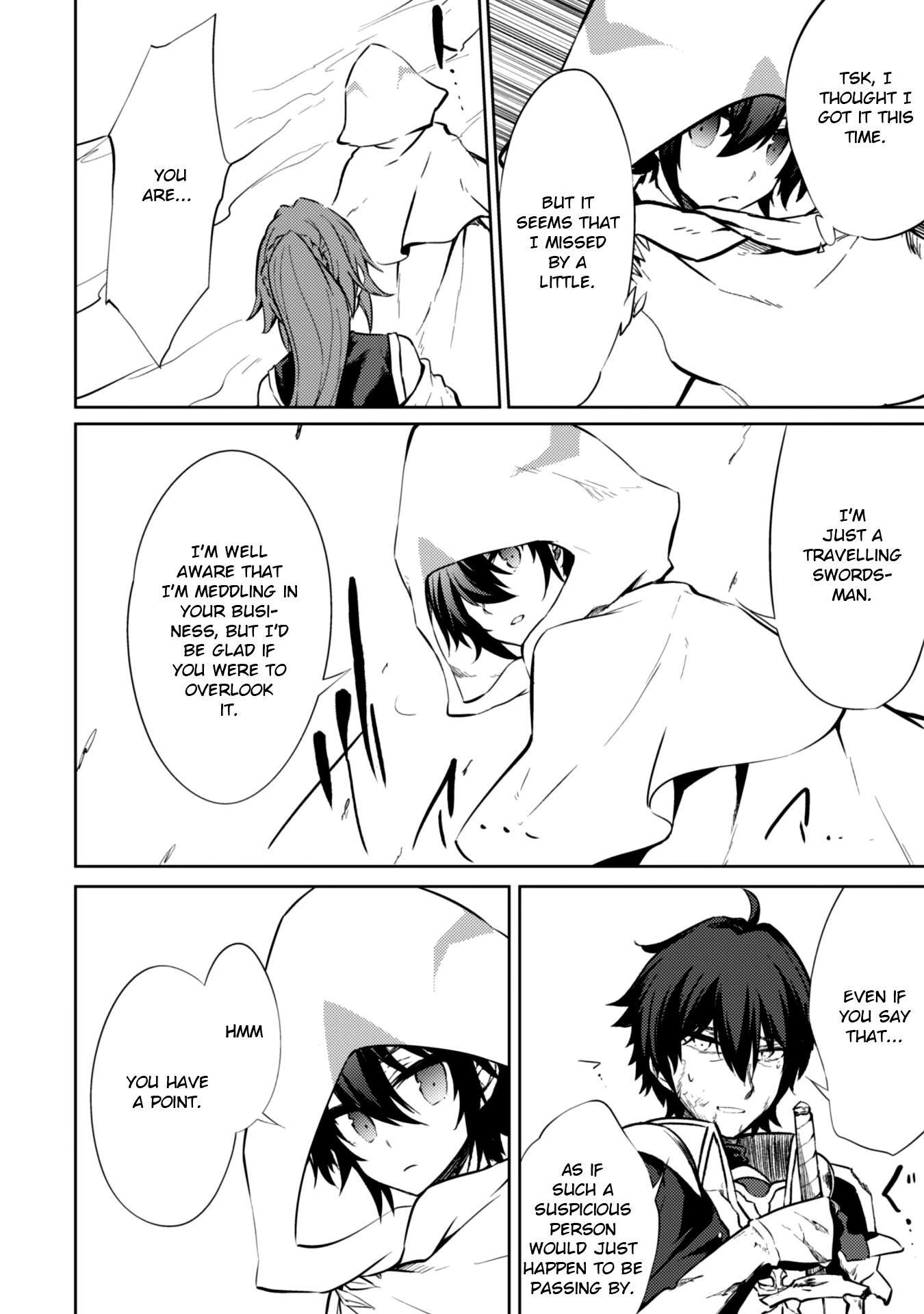 Moto Saikyou No Kenshi Wa, Isekai Mahou Ni Akogareru Chapter 23 page 18 - Mangakakalots.com