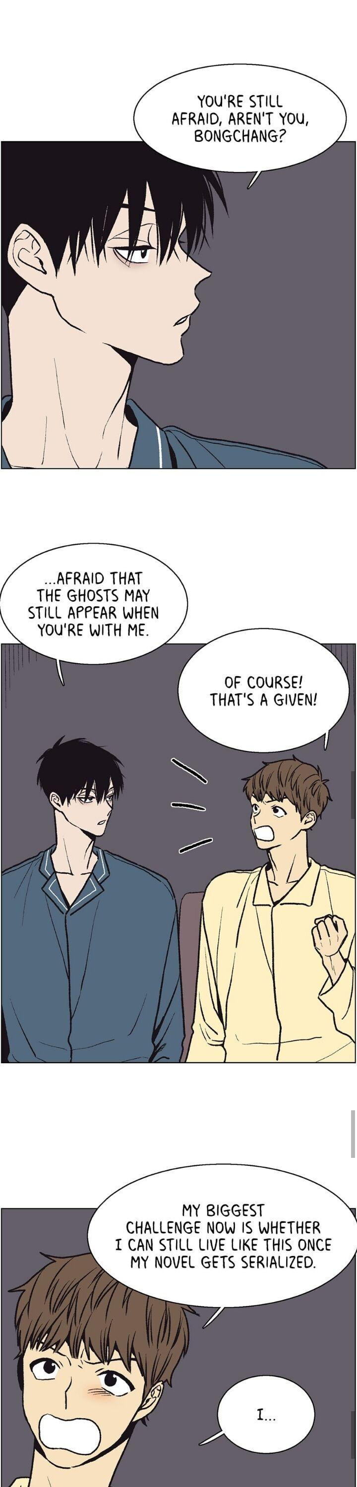 The Spooky Love Tale Of Gongchan Seol Chapter 49 page 18 - Mangakakalots.com