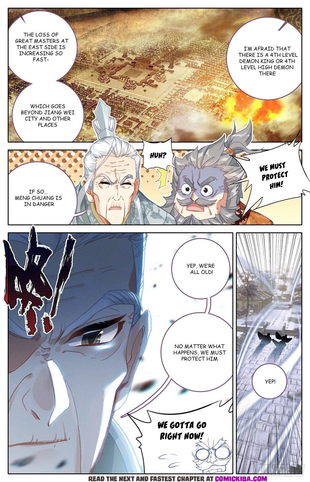 Azure Legacy Chapter 107 page 13 - Mangakakalots.com