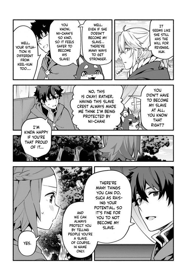 Yari No Yuusha No Yarinaoshi Chapter 40: Dragon Kin page 4 - Mangakakalots.com