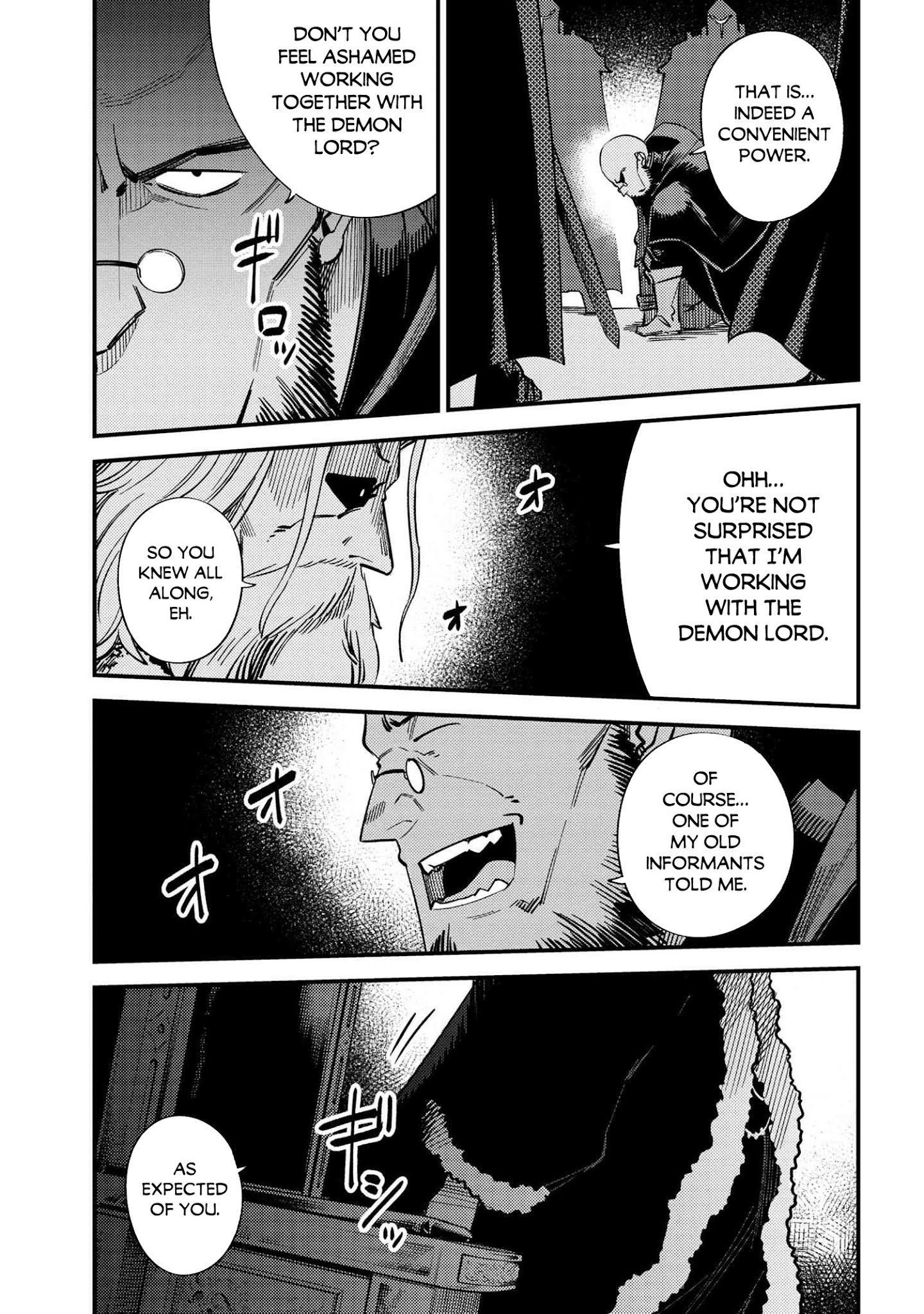 Kaifuku Jutsushi No Yarinaoshi Chapter 37.2 page 19 - Mangakakalots.com