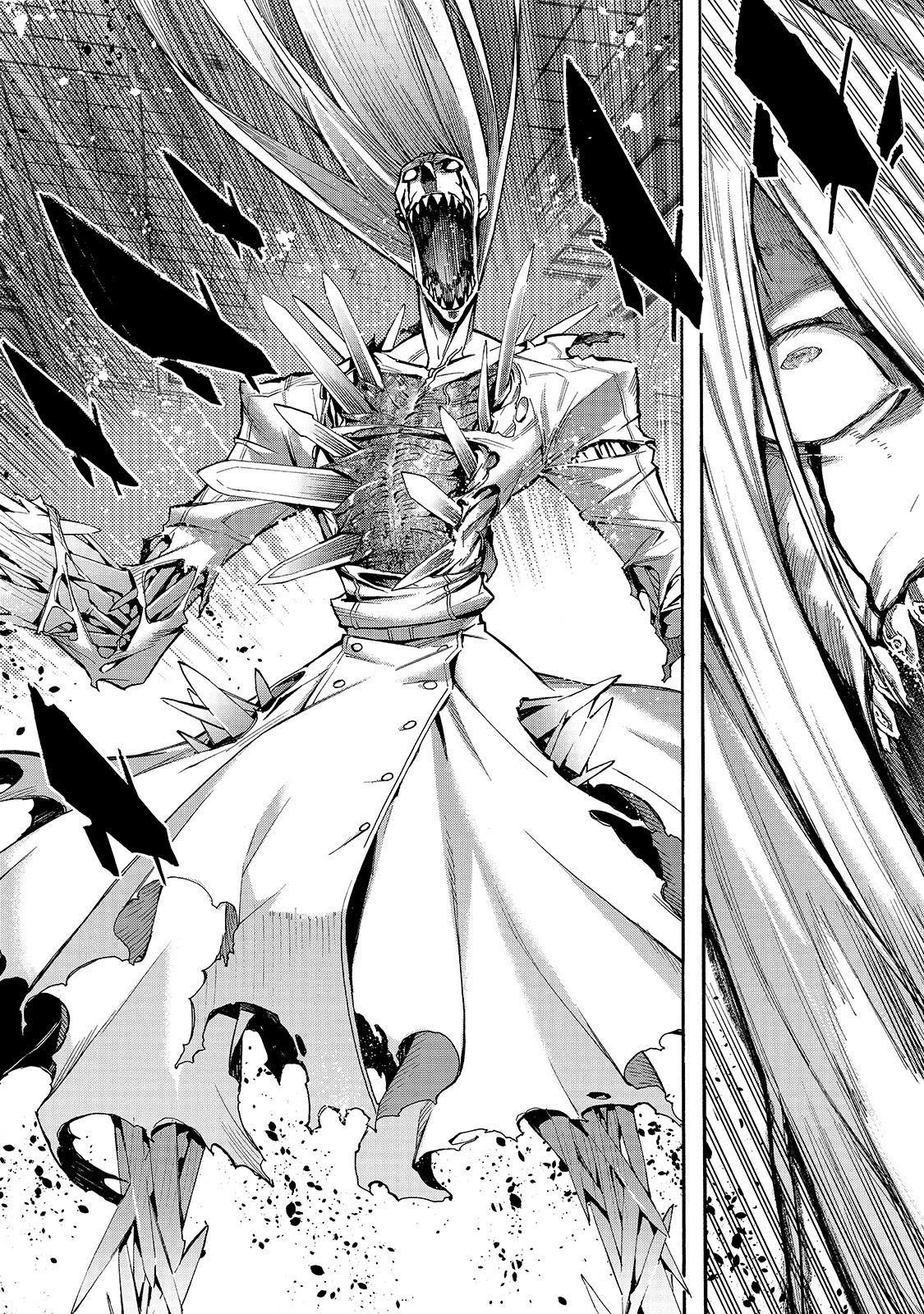 Kuro No Shoukanshi Chapter 73 page 7 - Mangakakalots.com