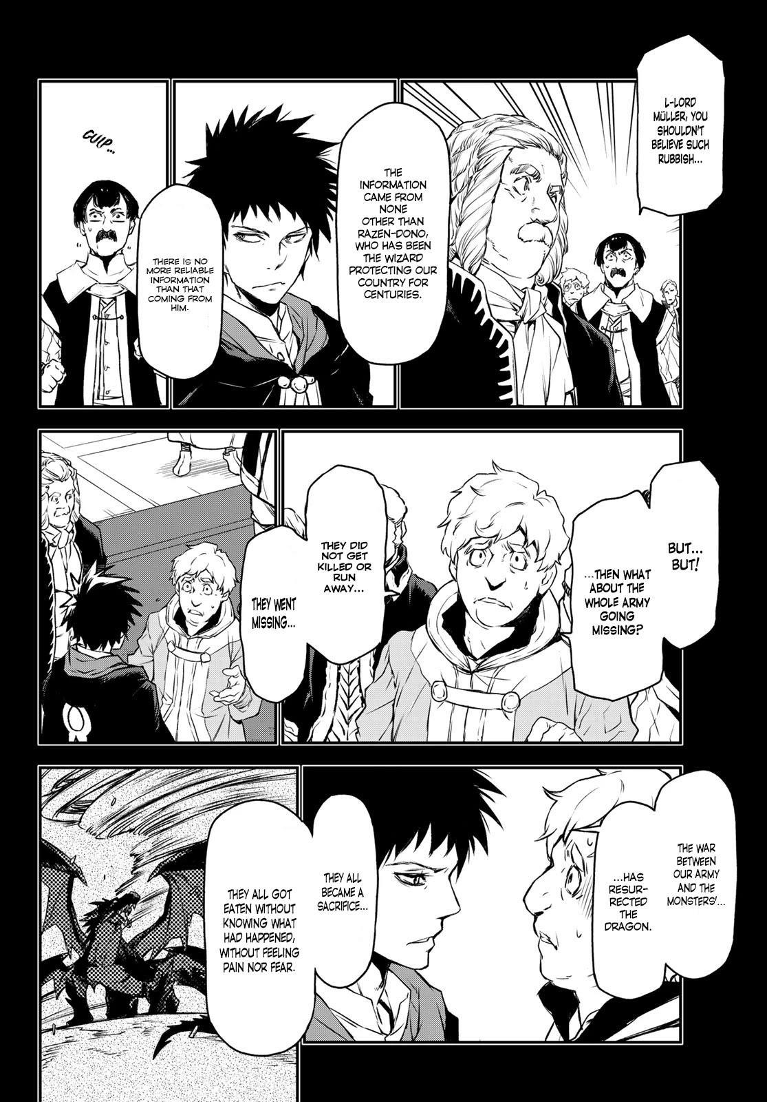 Tensei Shitara Slime Datta Ken Chapter 88: A Demon And A Plot page 8 - Mangakakalots.com