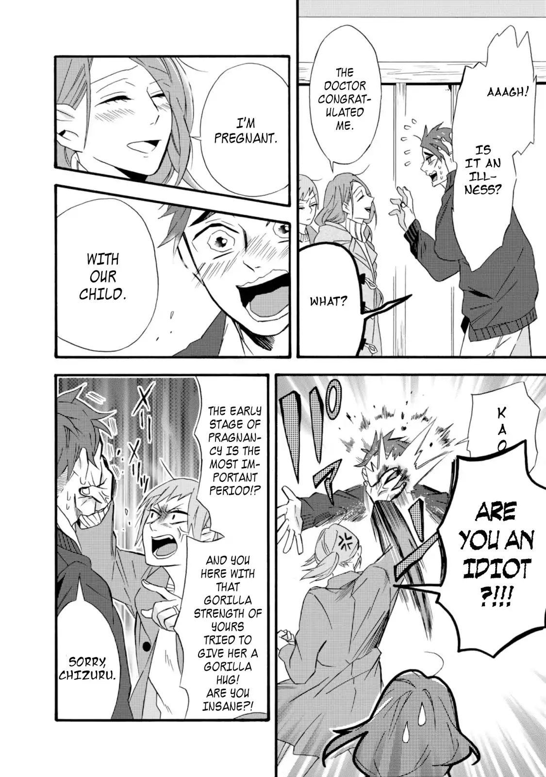 Will You Marry Me Again If You Are Reborn? Vol.2 Chapter 9: When I'm With You page 20 - Mangakakalots.com