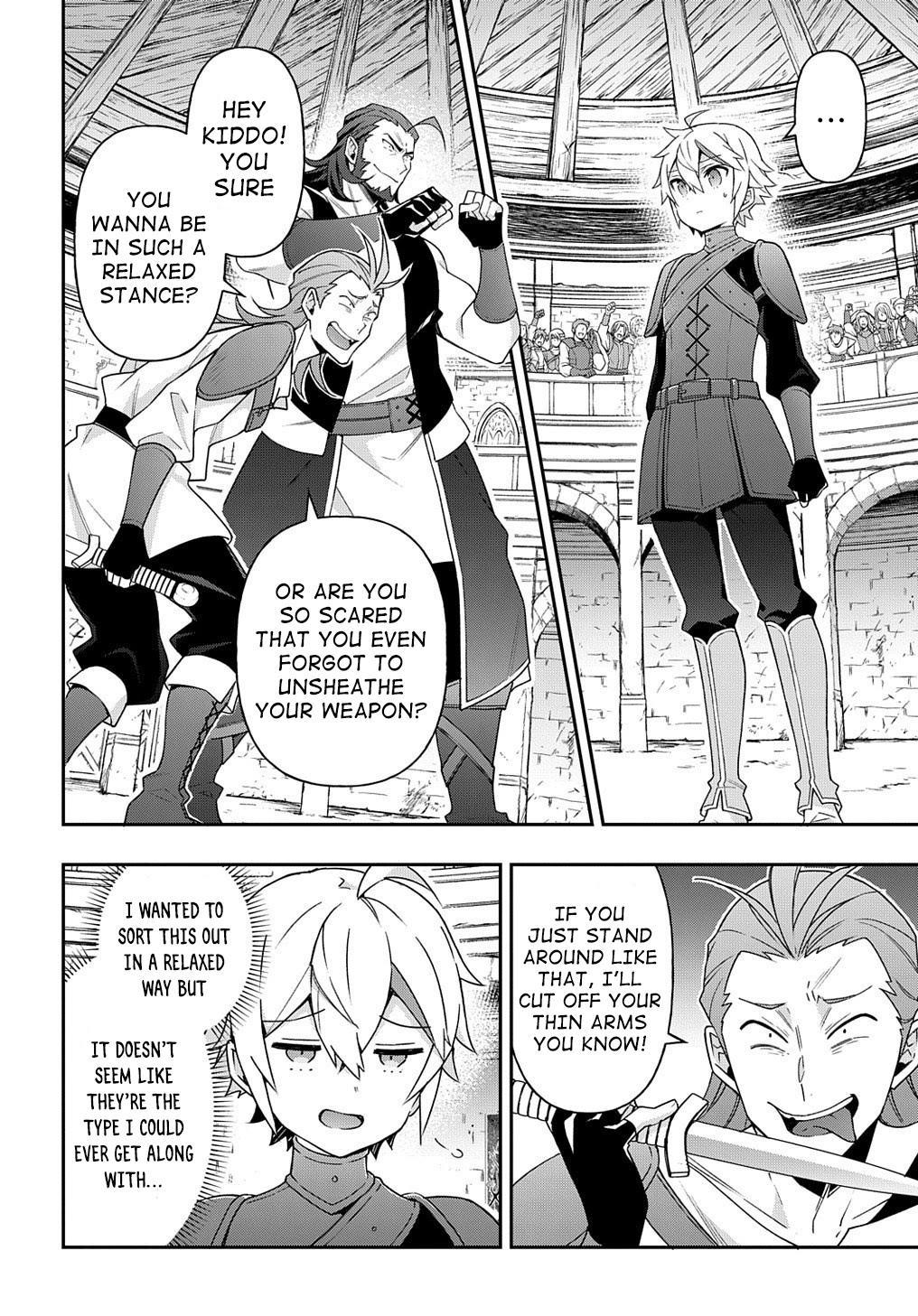 Tensei Kizoku No Isekai Boukenroku ~Jichou Wo Shiranai Kamigami No Shito~ Chapter 33 page 8 - Mangakakalots.com