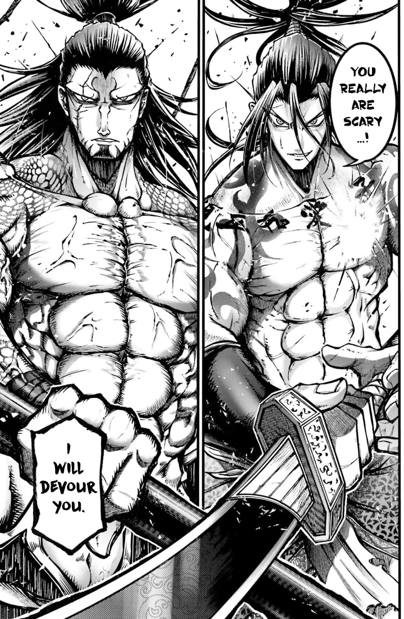 Shuumatsu No Valkyrie: The Legend Of Lu Bu Fengxian Chapter 8 page 12 - Mangakakalots.com