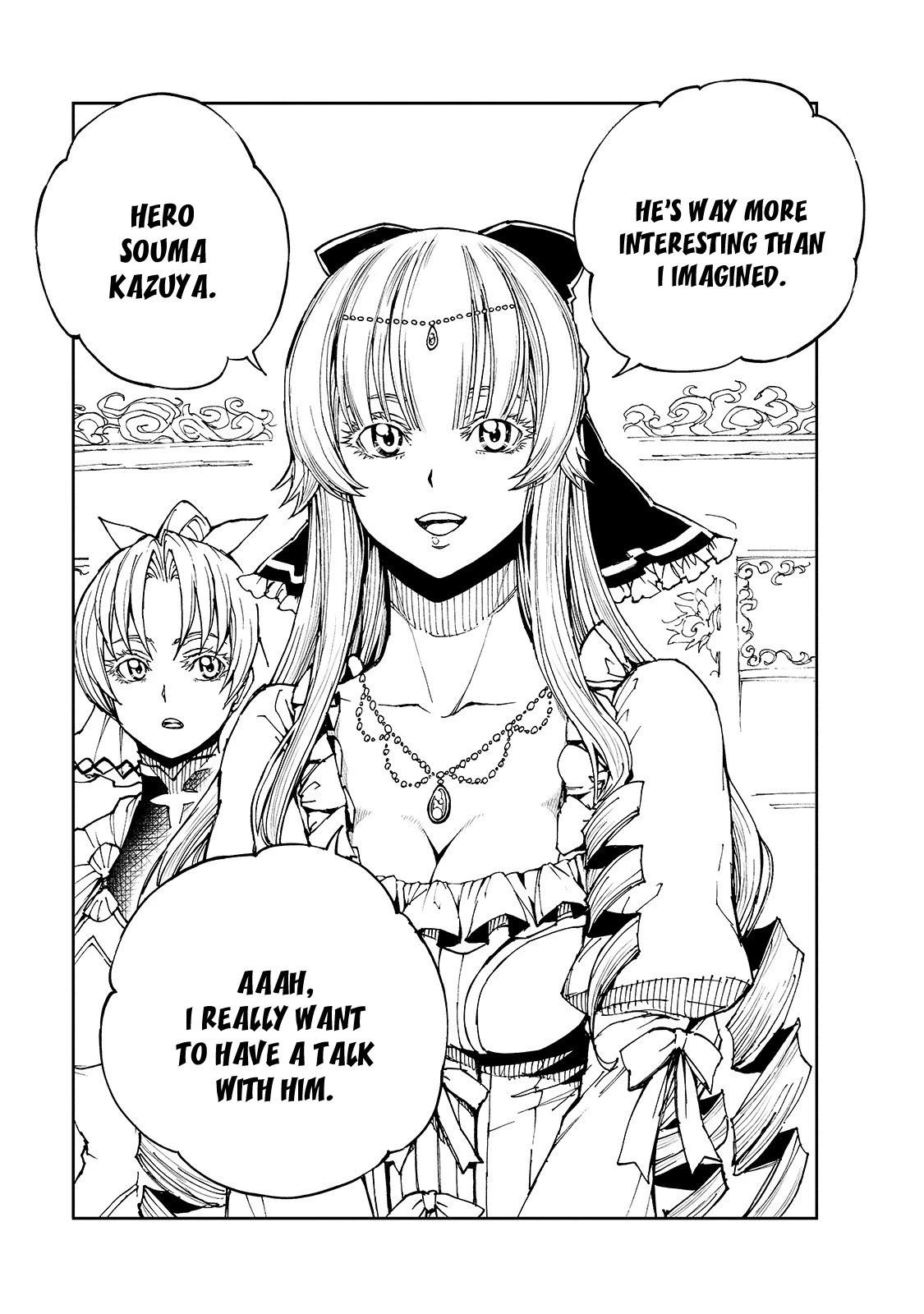 Genjitsushugisha No Oukokukaizouki Chapter 37 page 10 - Mangakakalots.com
