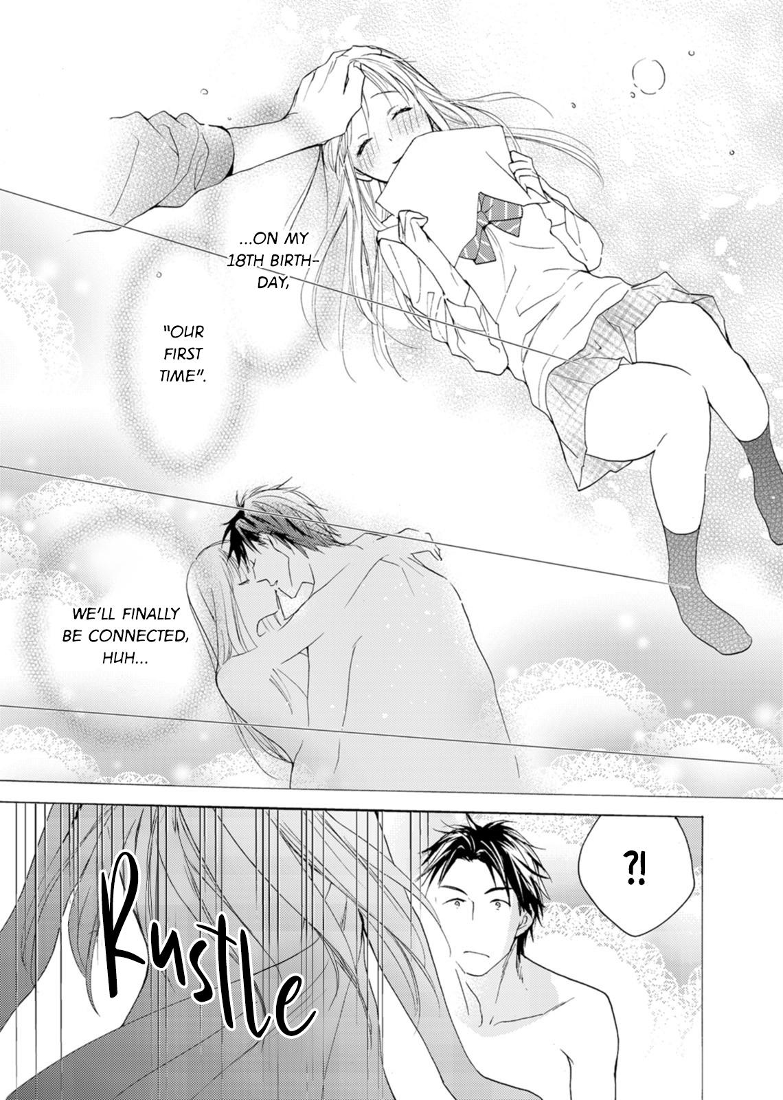 Mitsunaga Ougo Is Trying To Control Himself Vol.1 Chapter 1: Chapter 1 page 9 - Mangakakalots.com