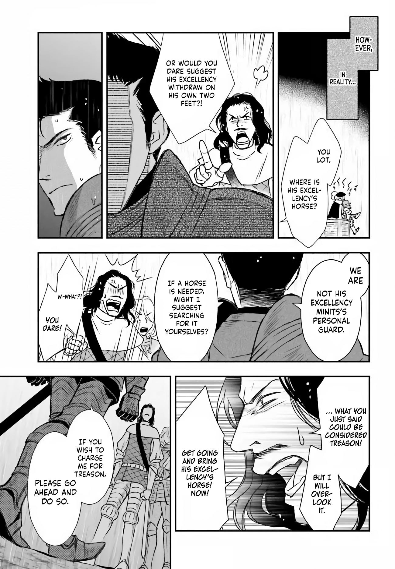 The Little Girl Raised By Death Hold The Sword Of Death Tight Chapter 11 page 8 - Mangakakalots.com
