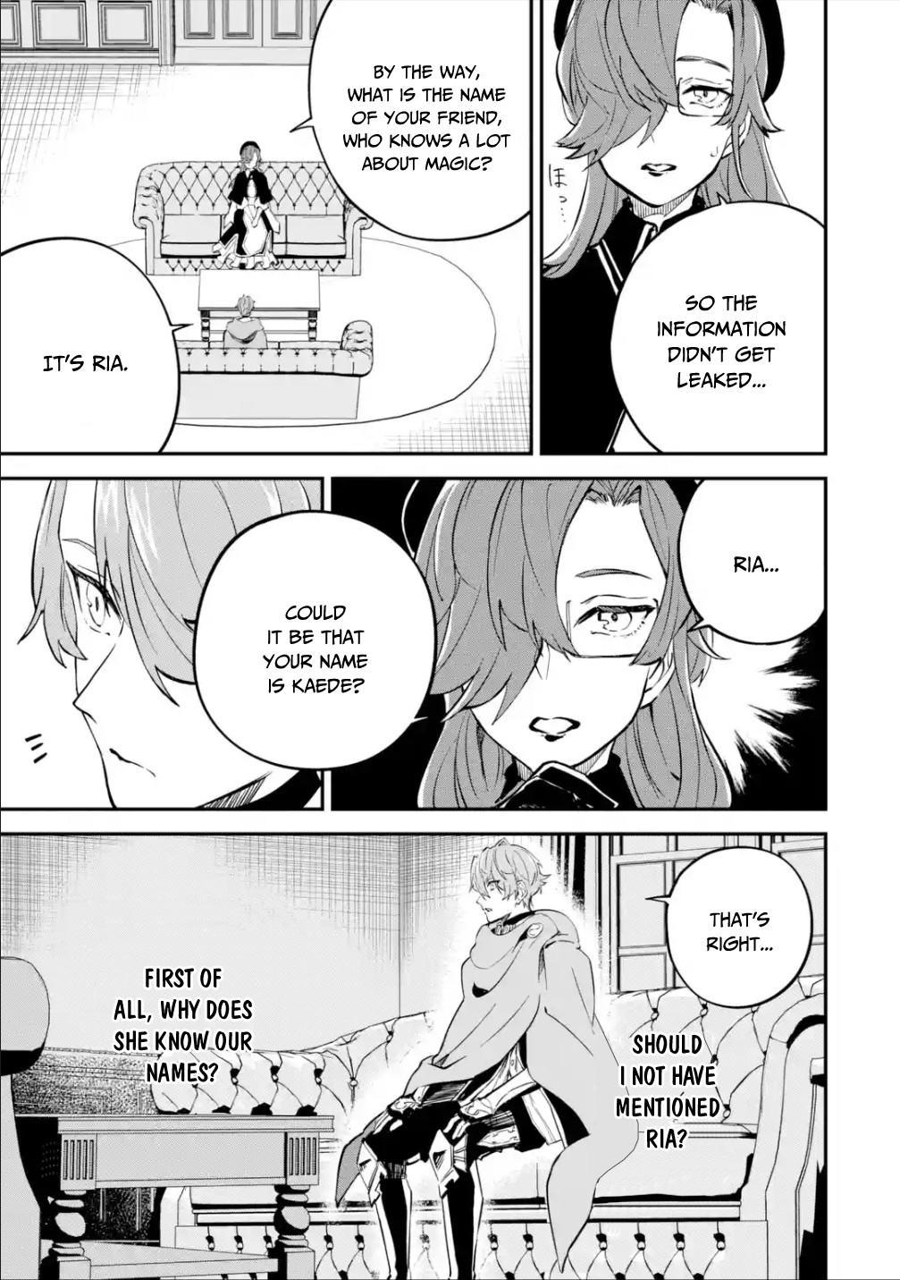 Isekai Cheat Magic Swordsman Chapter 13: I've Decided To Soak In The Hot Spring page 14 - Mangakakalots.com