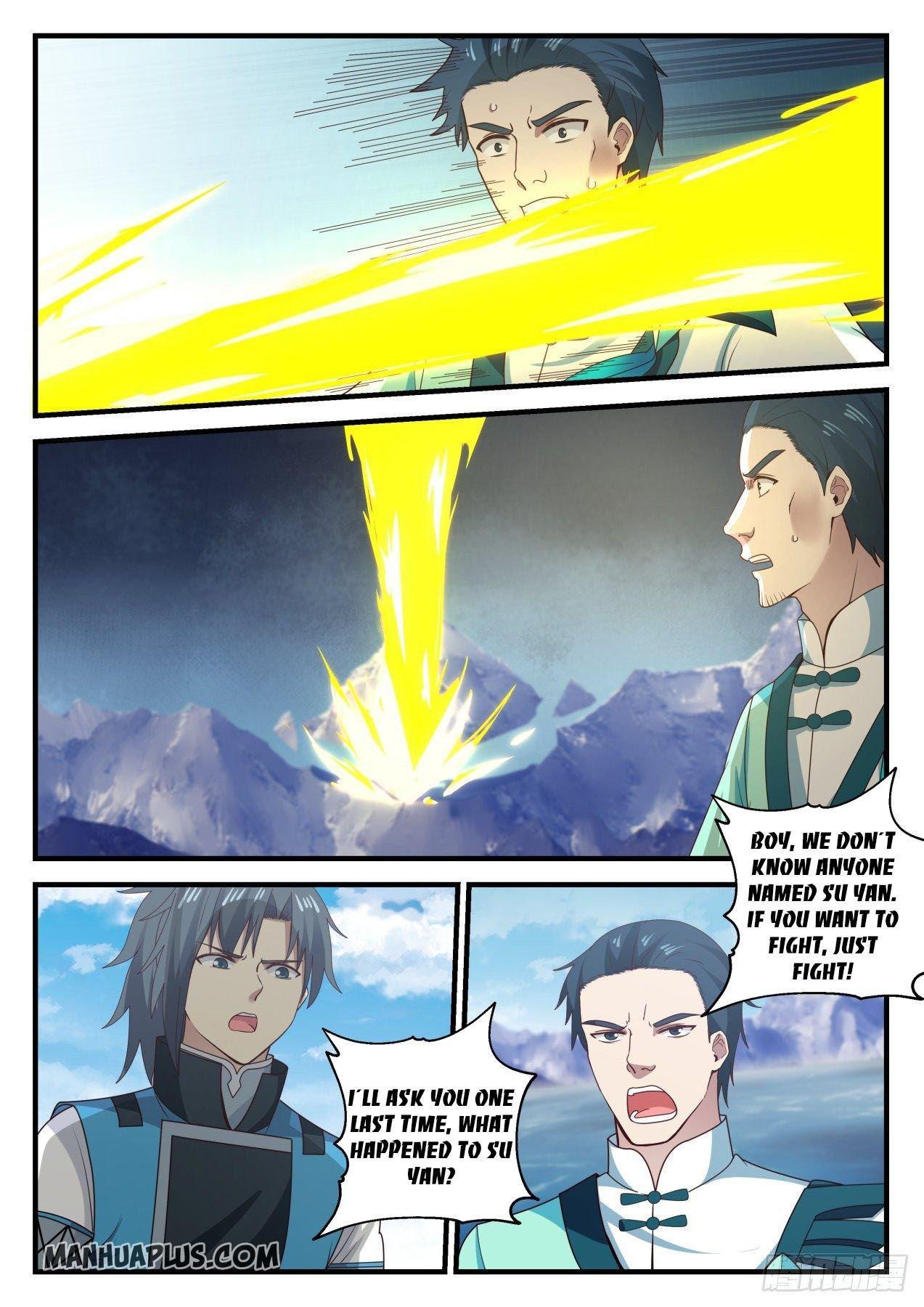 Martial Peak Chapter 693 page 7 - Mangakakalots.com