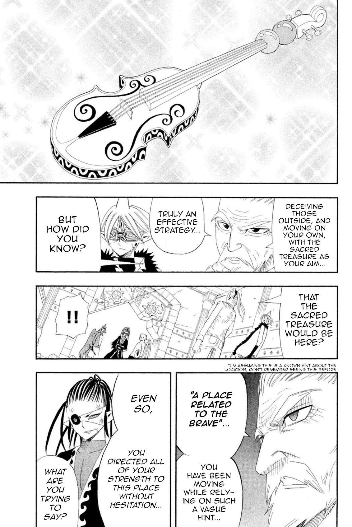 Buster Keel! Chapter 38: Feast Of God (Part 3) page 18 - Mangakakalots.com