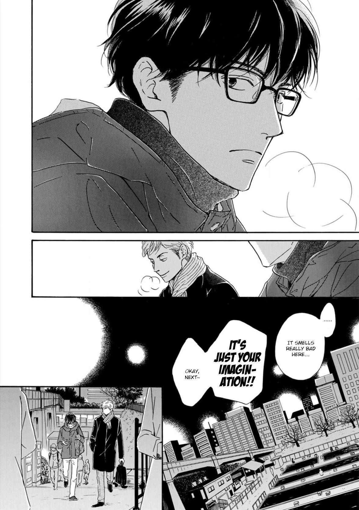 Anti-Romance Chapter 5 page 6 - Mangakakalots.com