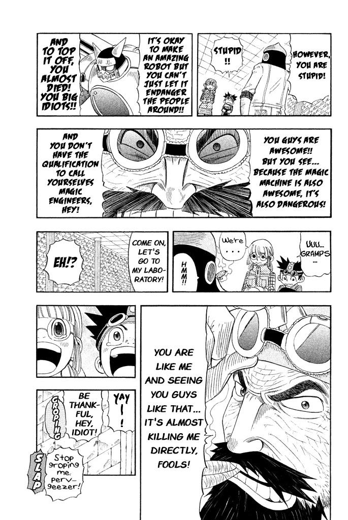 Buster Keel! Chapter 29: Adventurer's Circus (Part 4) page 32 - Mangakakalots.com