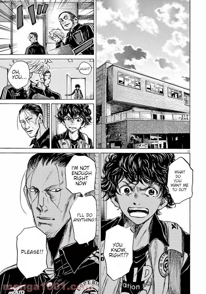 Ao Ashi Vol.4 Chapter 34 page 16 - Mangakakalots.com