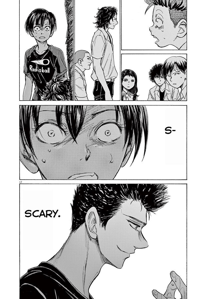 Ao Ashi Chapter 123: At Hinomaru Eatery (2) page 19 - Mangakakalots.com