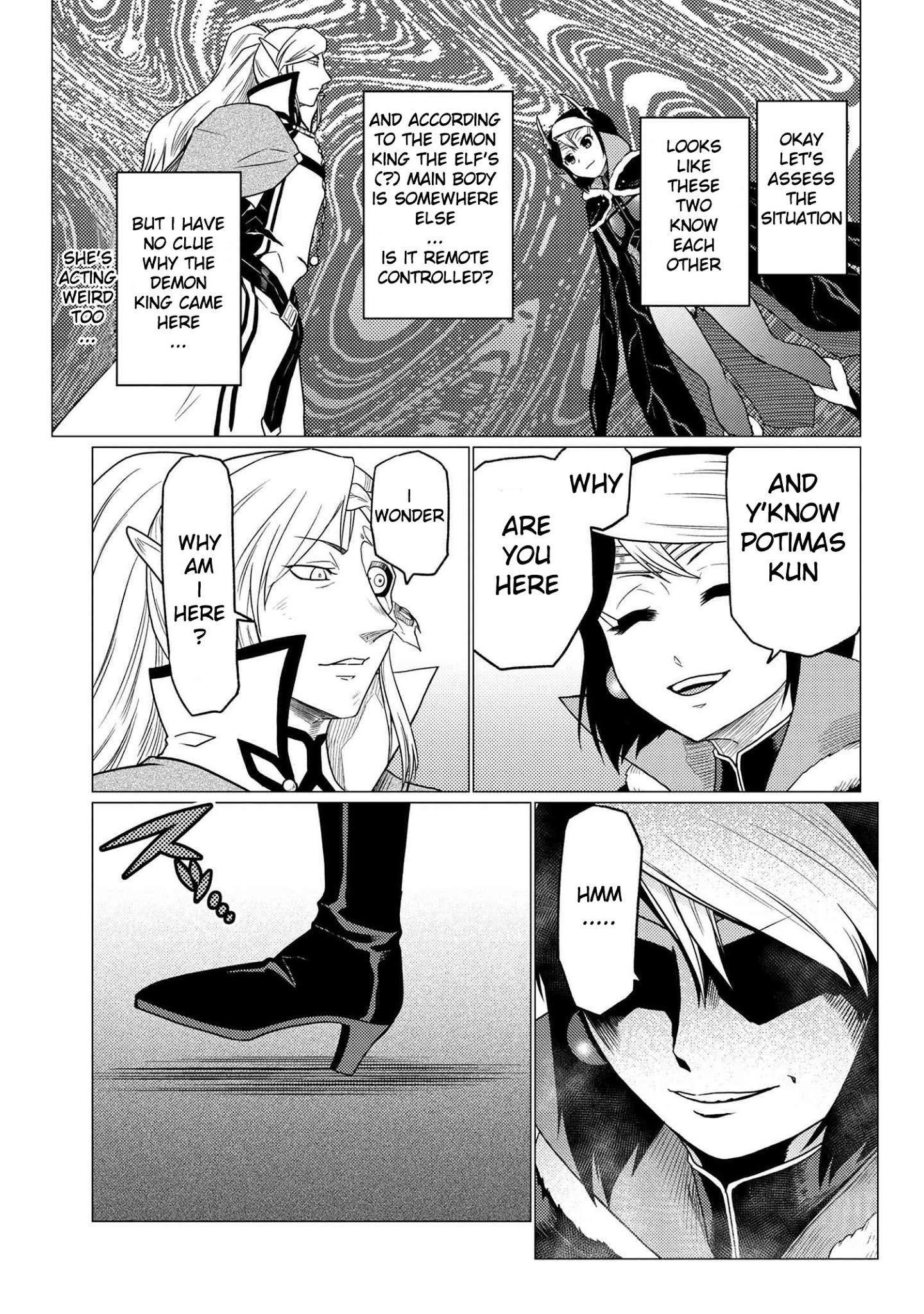 Kumo Desu Ga, Nani Ka? Chapter 53.1 page 15 - Mangakakalot