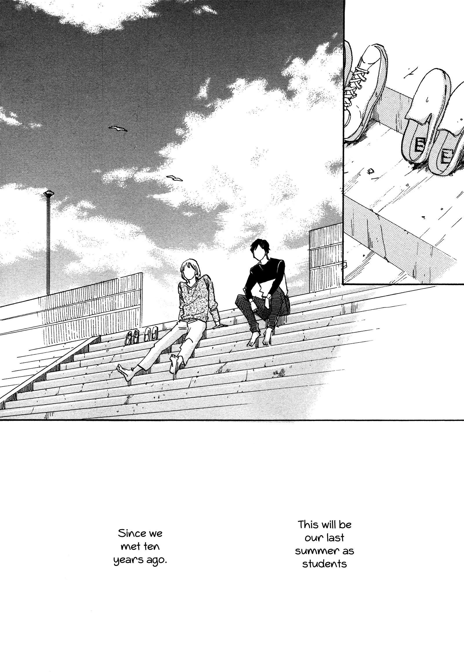 Stay Gold (Hideyoshico) Vol.4 Chapter 18 page 14 - Mangakakalots.com