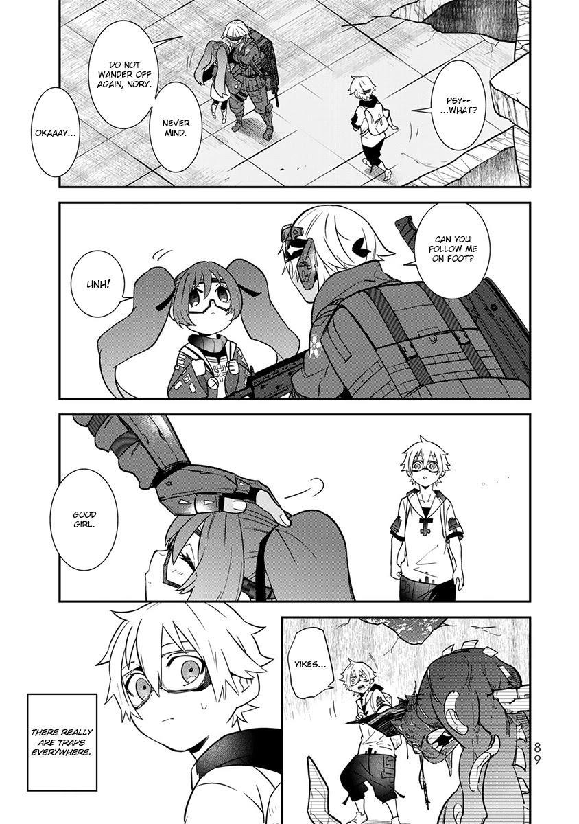 Last Order: Hitori Bocchi No Hyakunen Sensou Chapter 8: Still At War page 15 - Mangakakalots.com