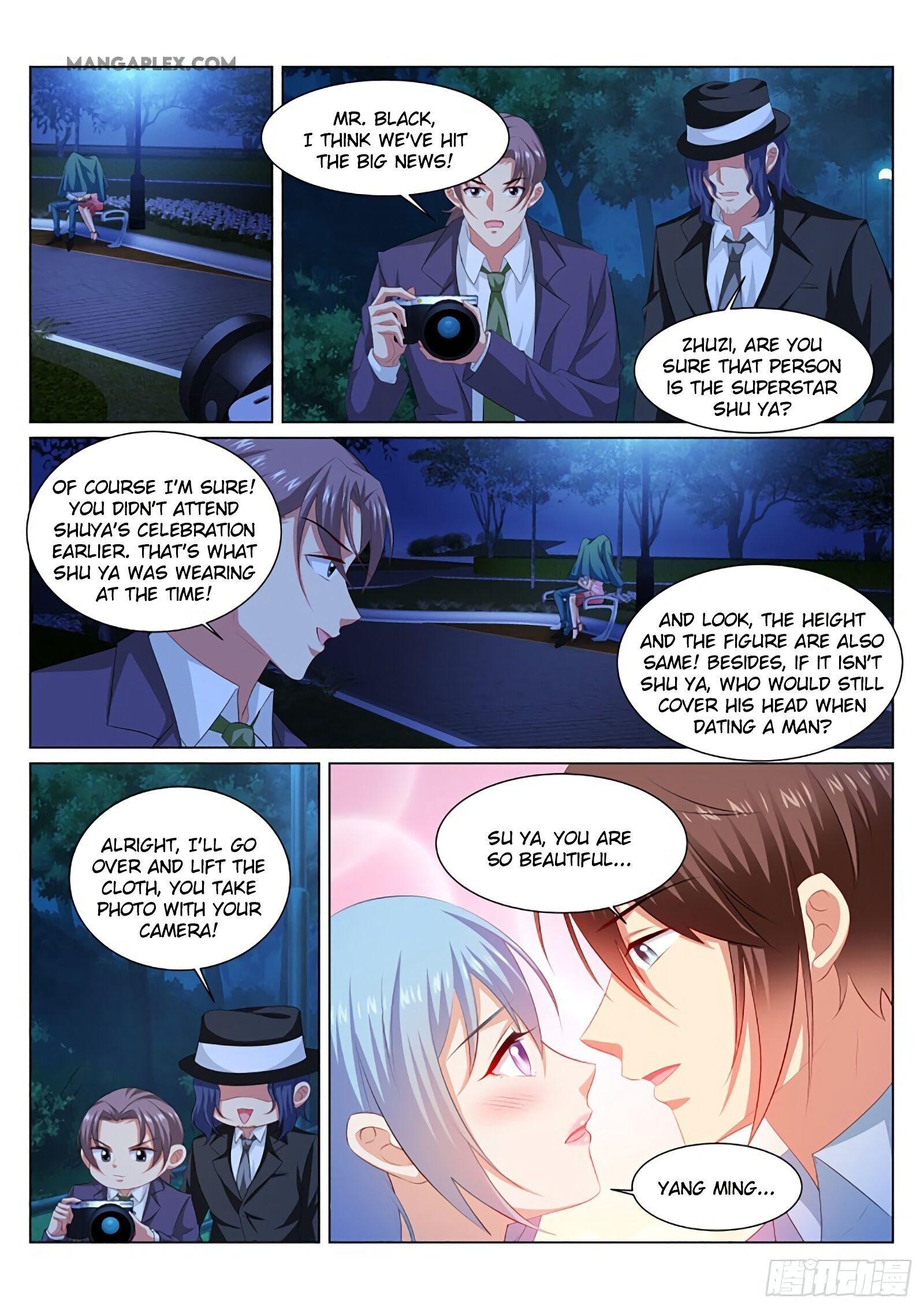 So Pure, So Flirtatious ( Very Pure ) Chapter 354 page 2 - Mangakakalots.com