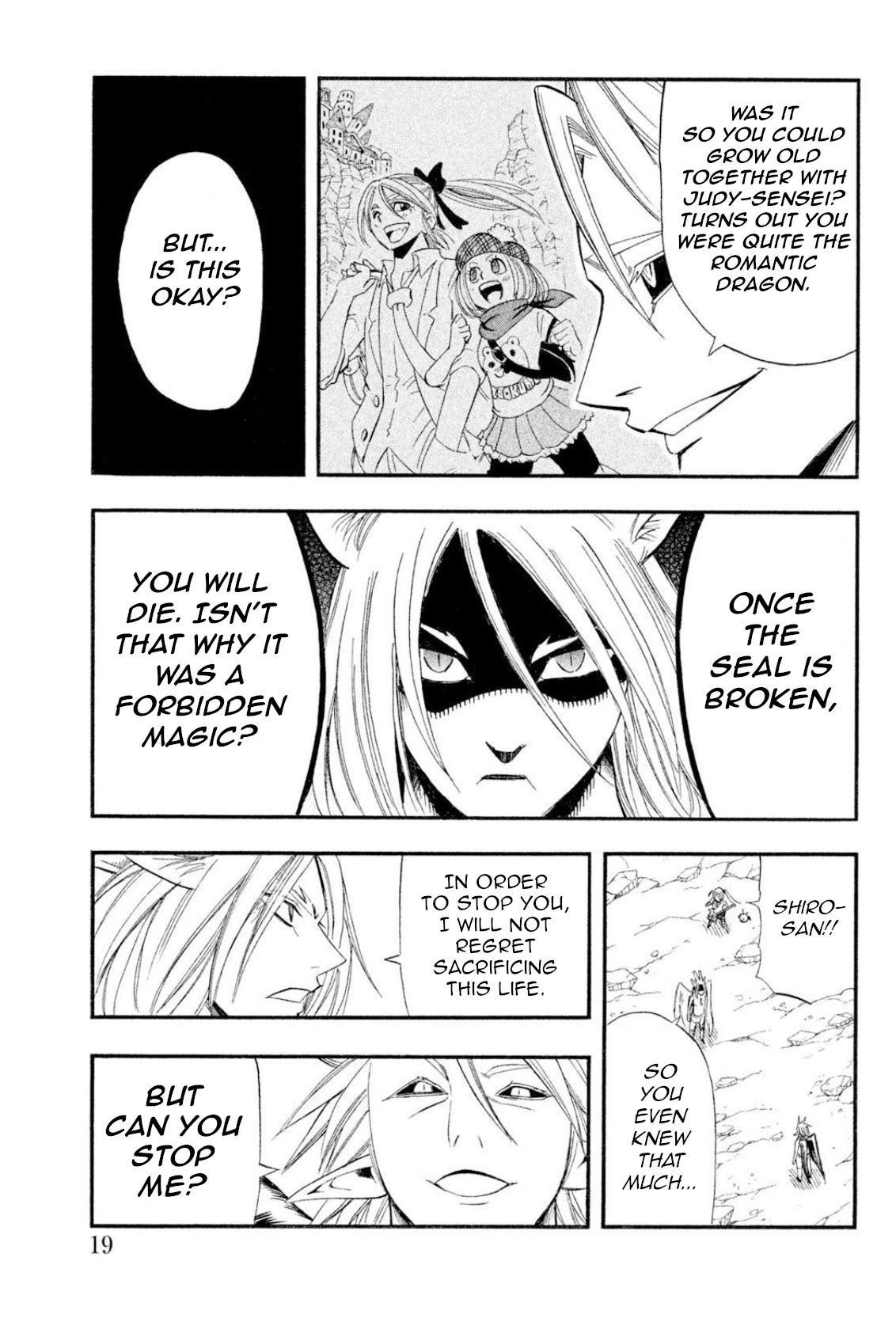 Buster Keel! Chapter 44: Shadowy Soloist (Part 2) page 20 - Mangakakalots.com