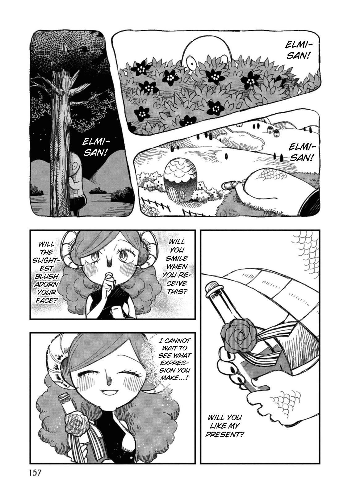 Rojica To Rakkasei Chapter 16: Love And Illusion page 11 - Mangakakalots.com